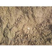 Песок крупнозернистый, фракция 0-5