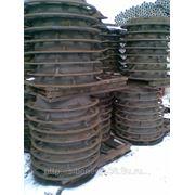 Люк канализационный чугунный купить в Иркутске фото