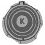 Люк канализационный чугунный ГОСТ 3634-99 фото
