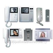Установка аудио и видео домофонов фото