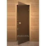 Дверь София, бронза матовая кноб осина 350O фото