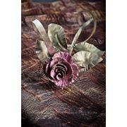 Кованая роза изысканная фото