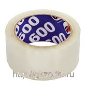 Скотч 48мм х 66м «UNIBOB 600» Прозрачный 45мкм фото
