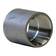 Муфта стальная 50 ГОСТ 8966-75, оцинкованная фото