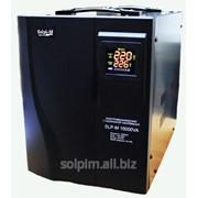 Электромеханический стабилизатор напряжения SOLPI-M SLP-M 10 000VA фото