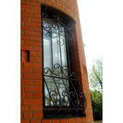 Декоративные решетки на окна фото