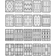 Сварные оконные решетки Ступино фото