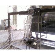 Стaнок для нaмотки стеклoпластиковых емкoстей. фото