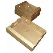 Тара ящики упаковка из гофрированного картона фото