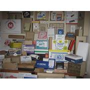 Упаковка из картона гофрированного полиграфического фото