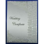 Папка для свидетельства о регистрации брака руч. работы 139358 фото