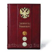 Книга «Деньги России» фото