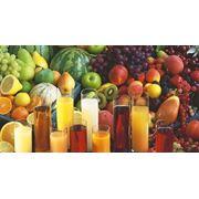 Соки фруктово-овощные