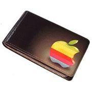 Визитница яблоко фото