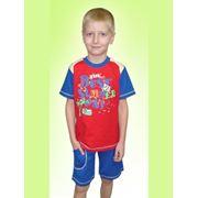 Комплект для мальчика спортивный 9854КW фото