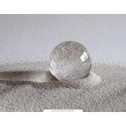 Песок гранитный фото