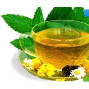 Чай травяной фото