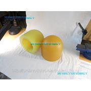 Торпеда полиуретановая ф204 для очистки нефтепроводов. фото
