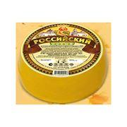 Сыр Российский новый 40% фото
