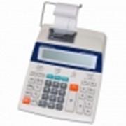 Калькулятор печатающий 12 разр., бумажный ролик 58мм фото