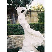 Статуи из мрамора фотография
