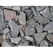 Щебень базальтовый фото