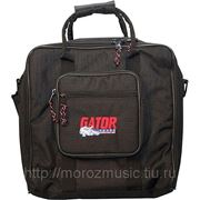 GATOR G-MIX-B 1515- нейлоновая сумка для микшеров,аксессуаров.Размер 40,64х40,64х13,97см,вес 1,36кг фото