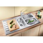 """Кухонная мойка """"Blanco"""" Livit 6 s , полированная сталь"""