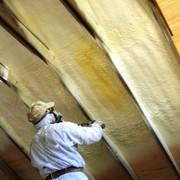Утеплитель для мансардной и скатной крыши дома изнутри фото