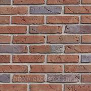 Кирпич облицовочный CRH (Голландия), Rood Genuanceerd фото
