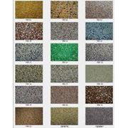 Кварцевый песок цветной фотография
