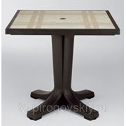 Пластиковый стол Giove 80 фото