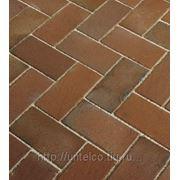 Тротуарная клинкерная брусчатка Westfalen фото