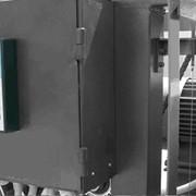 Электронная линейка MICRON-4 для автоматизации технологического процесса распиловки на горизонтальных ленточных пилорамах) фото
