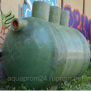 Септик для высоких грунтовых вод Helyx. 3-4 человека фото