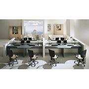 Мебель для сотрудников Simple фото