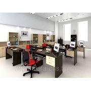 Мебель для персонала серия Эконом фото