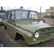 Кузов УАЗ 31514 фото