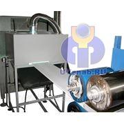 УФ системы UV-Snab для производства ПВХ панелей,плинтус фото