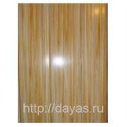 Вагонка ПВХ цвет бук 3м фото