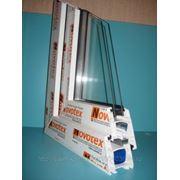 Пластиковое окно Novotex фото