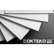 Вспененный OKTECOfoam, 4мм, белый фото