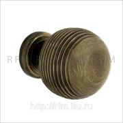 Комплект поворотных дверных ручек-кноб RODI (РОДИ). АРТ Р3 А70.04 фото