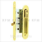 Ручка купе с замком для раздвижных дверей. АРТ В03923.50.03 фото
