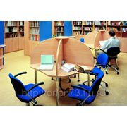 Корпоративная библиотека фото
