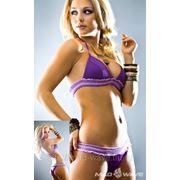 Купальник пляжный Lilac фото