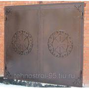 Ворота № 48 фото