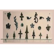 Продаю кованые элементы, штампованые элементы, кованые детали под заказ в Барнауле. фото