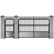 Кованые ворота http://kovka-ufa.narod.ru