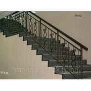 Лестничные ограждения Арт. ПК-02 фото